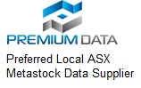 Preferred ASX Metastock Data Supplier